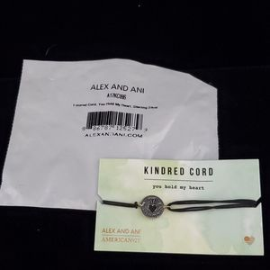 ALEX AND ANI KINDRED CORD YOU HOLD MY HEART NEW